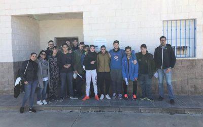 FPB visita instalaciones de ETAP y EDAR