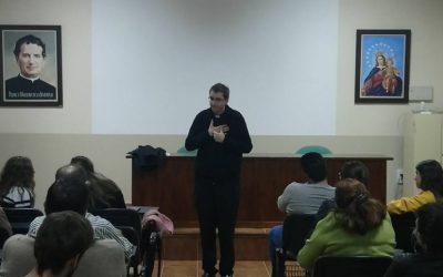 Visita Director Espiritual del Seminario Mayor de Córdoba