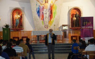 Visita canónica del Sr. Inspector D. Cristóbal López