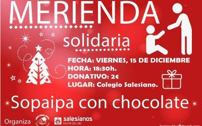 Merienda Solidaria