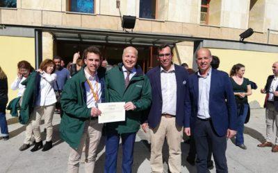 Raul Yamuza, subcampeón en Spain Skills 2019