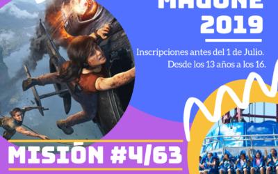 Campamento Magone 2019