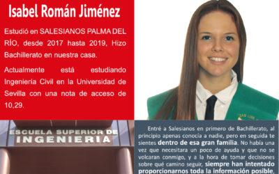Testimonio de Isabel Román Jiménez