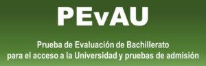 Matrícula PEvAU-Extraordinaria 19-20